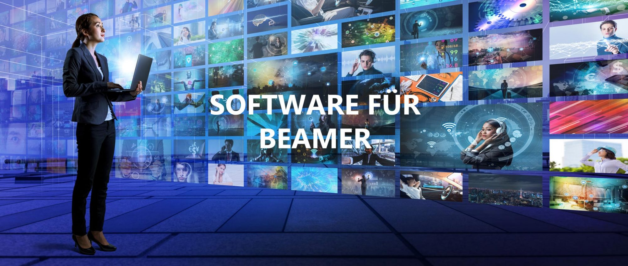 Software für Beamer